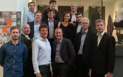 Board of Zinc in visit at Boucicaut
