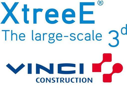 Vinci Construction signe un contrat de partenariat avec XtreeE