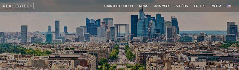 Impulse Labs partenaire de Real Estech, le 1er site dédié à la transformation du secteur de l'immobilier