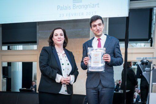 Openergy remporte le trophée « Start-up construction 2020-2050 »