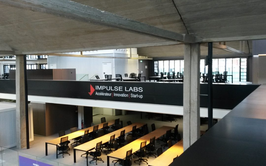 Impulse Labs s'installe à Station F