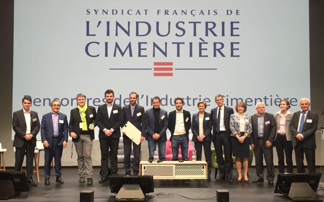 Le Syndicat de l'Industrie Cimentière lance le Cement Lab, laboratoire d'idées dédié au ciment et à son utilisation