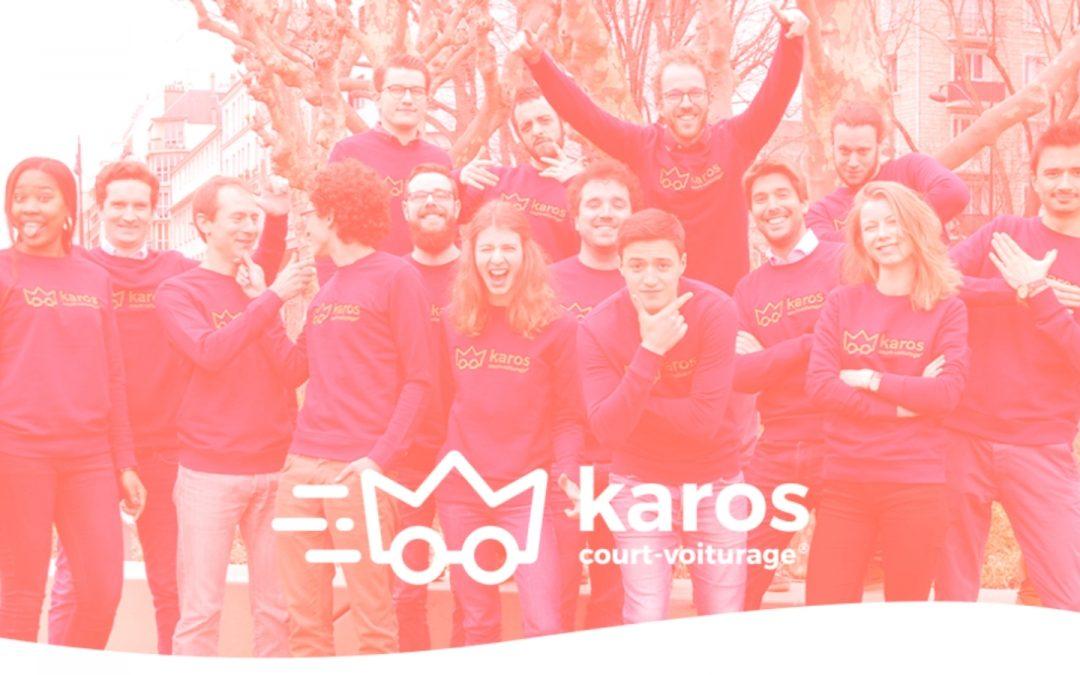 La start-up KAROS lève 4,2 millions d'euros