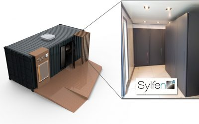 Sylfen announces the first high temperature reversible electrolysis demonstrator