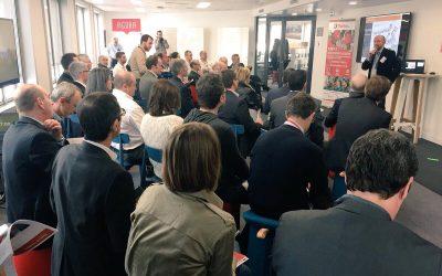 7 start-up rejoignent l'incubateur Usine 4.0 saison HSE