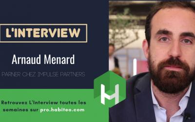Arnaud Ménard au micro d'Habiteo pour parler des tendances de l'immobilier de demain