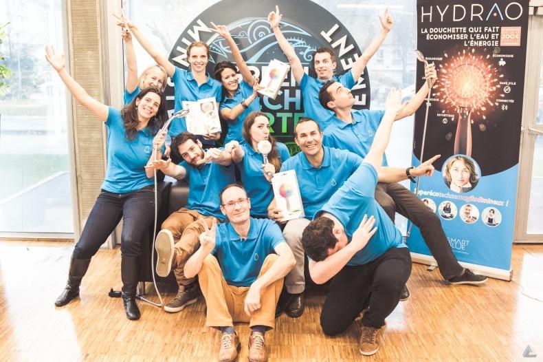 HYDRAO boucle un second tour de table de 2M€