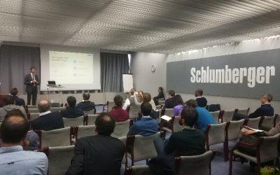 IMPULSE était présent lors de la semaine innovation de Schlumberger