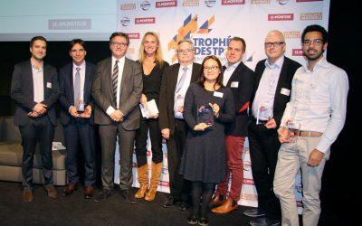 Trophées des TP 2018: la start-up Dispatcher parmi les lauréats