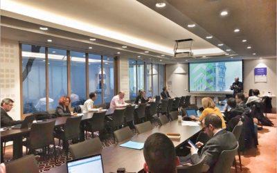 Géolocalisation et Immobilier Social : les start-up pitchent devant des bailleurs à la Fédération des Entreprises Sociales pour l'Habitat