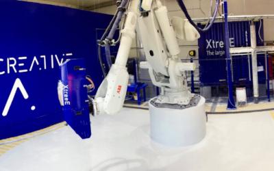 XtreeE débute le déploiement de son réseau mondial d'unités d'impression 3D connectées pour la construction