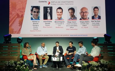 Proptech Investment trends: shared views from all stakeholders, #MIPIMPropTechEU