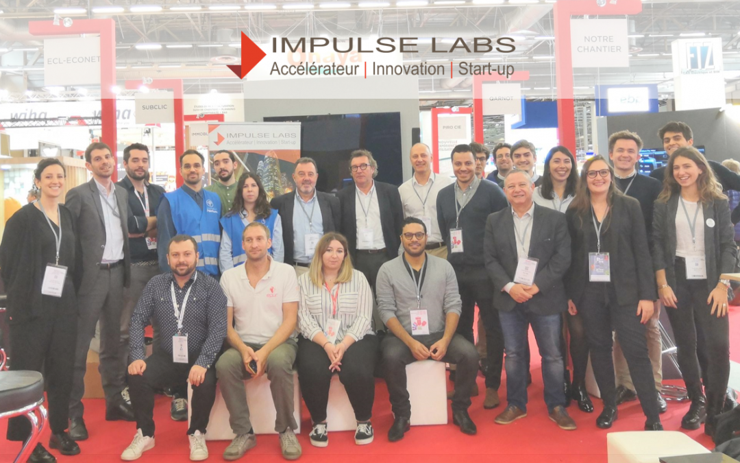 Impulse Labs on BATIMAT