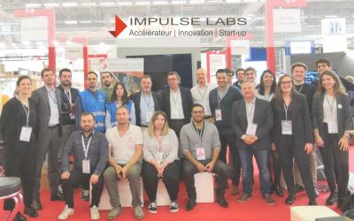 Impulse Labs présent sur BATIMAT