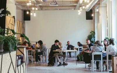 Observatoire des jeunes entreprises innovantes dans le Grand Paris