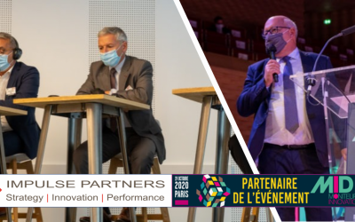 Impulse Partners at Moniteur Innovation Day