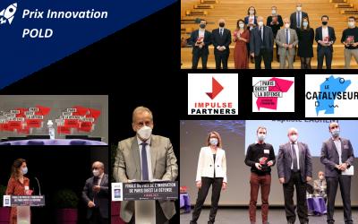 Remise des Prix – Prix de l'Innovation