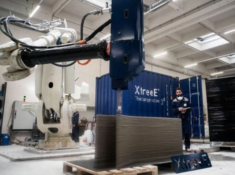 LafargeHolcim invests in XtreeE