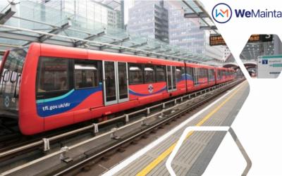 WeMaintain acquiert Shokly et signe un contrat clé avec London Docklands Light Railway