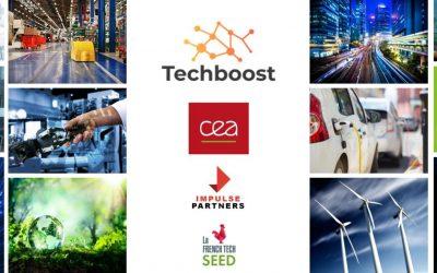 Recevez jusqu'à 250 000 euros avec Techboost